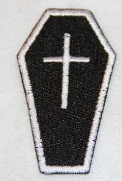 2er Set Sarg mit Kreuz