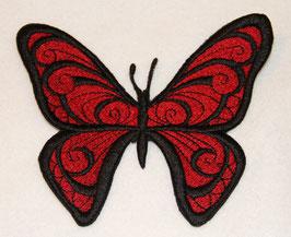 Schmetterling désir noir