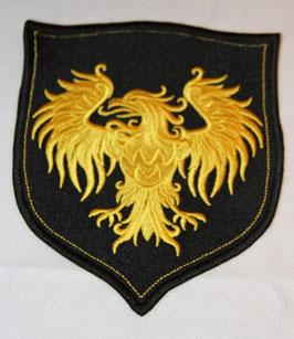 Wappen mit Reichsadler
