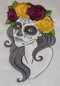 Calavera Frau Dio de los muertos