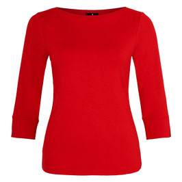 Anna Top Red