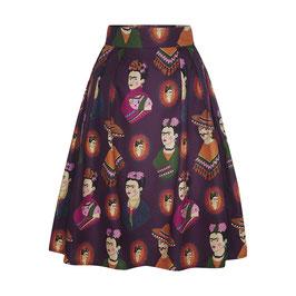 Hanna Skirt Frida Forever Pruple