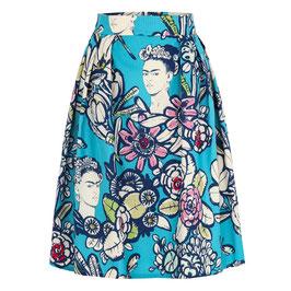 Hanna Skirt Frida Blue