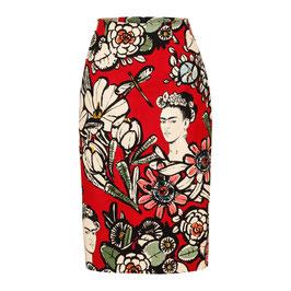 Emma Skirt Frida Red