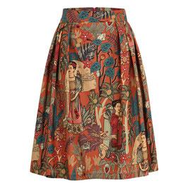 Hanna Skirt Frida´s Park Sunset
