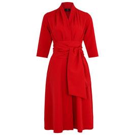 Ava Dress Red