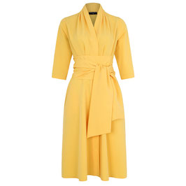 Ava Dress Yellow