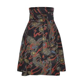 Scarlett Skirt Dragons Black