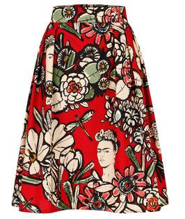 Hanna Skirt Frida Red