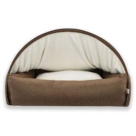 Kuschelhöhlenbett Sleepy Fox Snuggle Cave