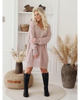 Bohemiana Glossy knit, light pink