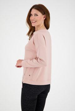 monari  Langarm Jersey Sweatshirt mit Stehkragen