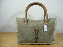 Handtasche mit Dekor
