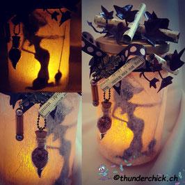Witch-Light braun/rosa