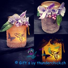 Butterfly-Light violett