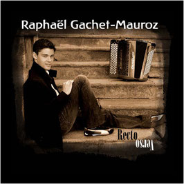 ALBUM CD Recto-Verso