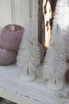 Weihnachtsbaum weiss