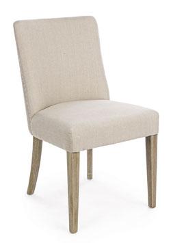 Stuhl beige, sand