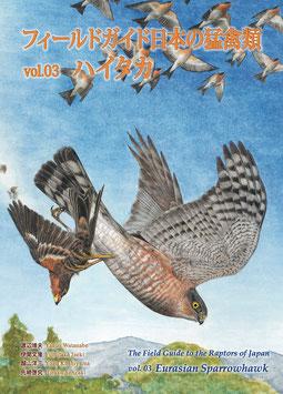 フィールドガイド 日本の猛禽類 vol03 ハイタカ