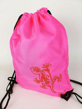 Turnbeutel pink