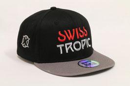SWISS TROPIC grau