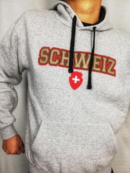 Hoodie Schweiz Herren