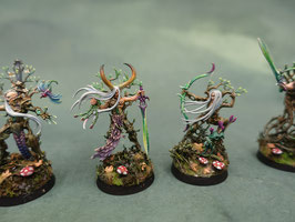 warhammer underworlds shadespire Ylthari's Guardians