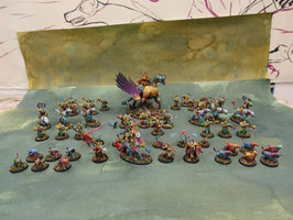 Warhammer age of sigmar games workshop armée stormcast eternal