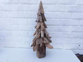 Sapin en bois flotté L - 60 cm