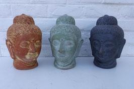 Tête de bouddha  - 25 cm