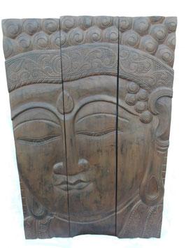 Triptyque de Bouddha - 80 x 120 cm