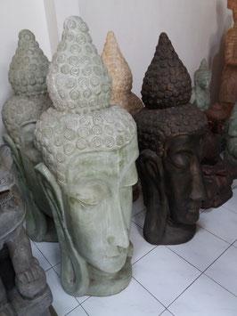 Tête de bouddha  - 120 cm