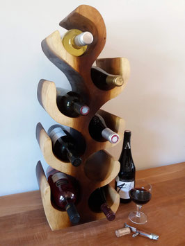 Porte bouteilles 8 - 70 cm