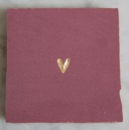 nieuw: hartje kers vierkant