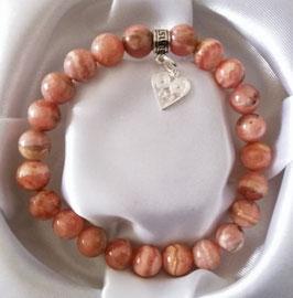 Bracelet Rhodochrosite