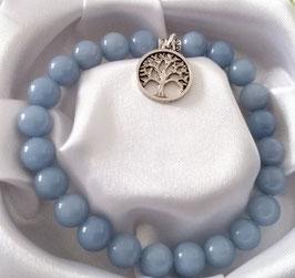Bracelet l'Angelite