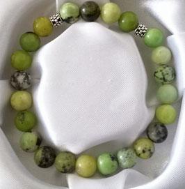 Bracelet Chrysoprase