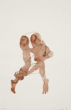 DESNUDO 3 / Watercolor
