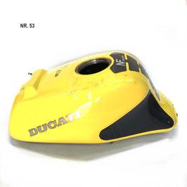 Fueltank Ducati SS ('93-'97)
