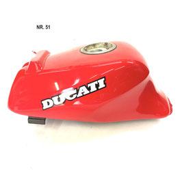 Fueltank Ducati SS ('92)
