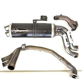 Exhaust Ducati Monster S4R