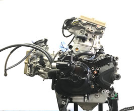 Engine Ducati Multistrada 1200S ABS