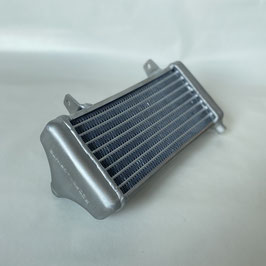 Extra oil cooler