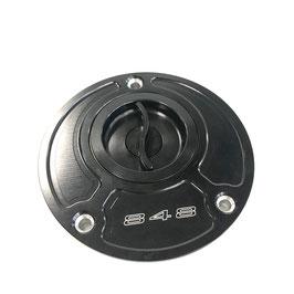 Gas cap - quick-release Ducati 848