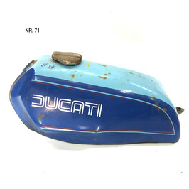 Fueltank Ducati Parallel Twin