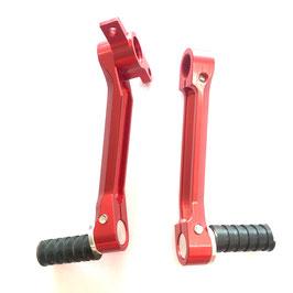 Shift- & brakelever Ducati 748-916-996-998