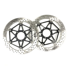 Front brake discs Ducati 1098/1198/1199/1299(S)/Panigale/Streetfighter 1100