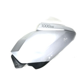 Lower & upper fairing Ducati Multistrada 1000
