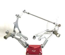 Rearset Honda CBR 1000 ('04-'07)
