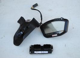 Set van contactslot met dashboard, tankdop en eventueel ECU